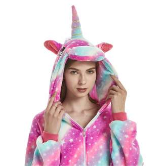 at Amazon Canada · Best for all Unisex-Adult Unicorn Pajamas Animal Onesie  Halloween Xmas Cosplay Costumes ( cf98a0a15