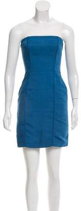 Stella McCartney Textured Mini Dress