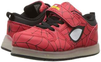 Favorite Characters Spidermantm Motion Lighted Sneaker Girl's Shoes