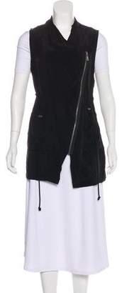 DREW Lightweight Zip-Up Vest