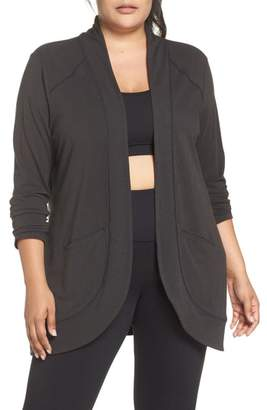 SHAPE ACTIVEWEAR French Terry Cardigan
