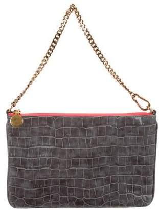 Stella McCartney Embossed Vegan Leather Bag