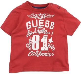 GUESS T-shirts - Item 12001933WK