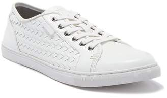 Kenneth Cole New York Bring About Woven Leather Sneaker