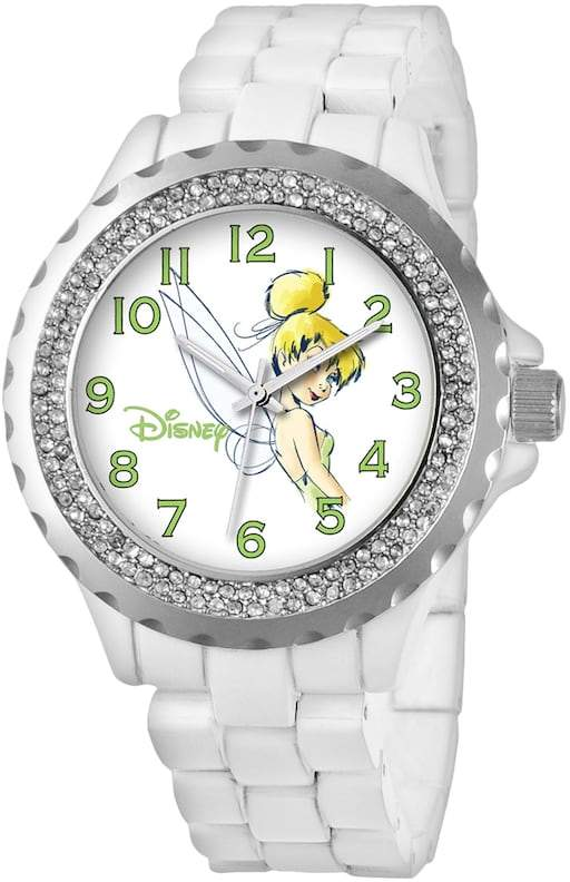 Disney Disney's Tinker Bell Women's Crystal Watch
