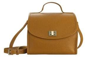 GiGi New York Amelie Pebbled Leather Crossbody Bag
