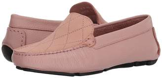 Matteo Massimo Cross Vamp Driver Women's Slip on Shoes