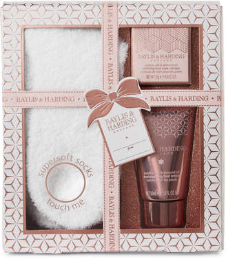 Baylis & Harding 3-Piece Jojoba Silk & Almond Foot Care Gift Set