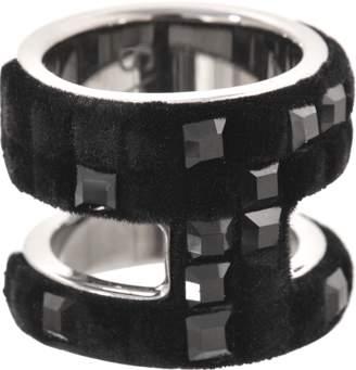 Swarovski Velvet Rock Ring by Viktor & Rolf