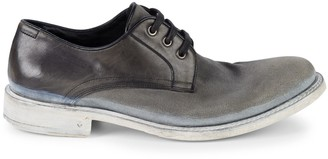 John Varvatos College Derby Lace-Up Shoes