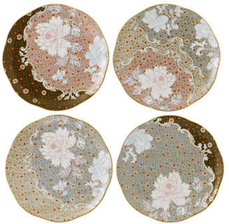 Wedgwood Daisy Tea Story Collection Plates Set of 4