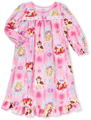 Disney Princess (Toddler Girls) Pink Princess Nightgown
