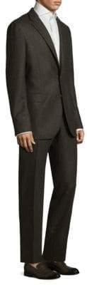 Boglioli Alton Notch Wool Suit