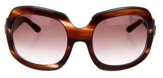 Tom Ford Lisa Oversize Sunglasses