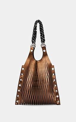 Sonia Rykiel Women's Le Baltard Medium Leather Tote Bag - Gold