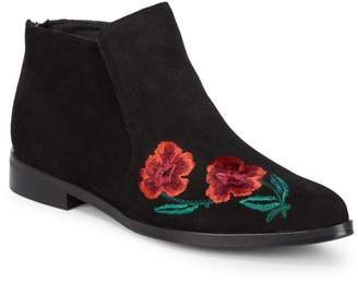 RENVY Floral Ankle-Boots
