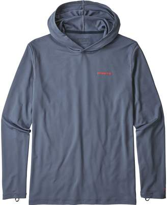 Patagonia R0 Sun Long-Sleeve Hooded Shirt - Men's