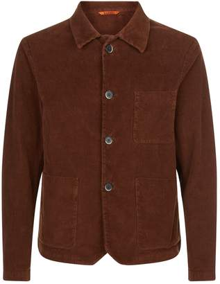Barena Corduroy Patch Pocket Jacket