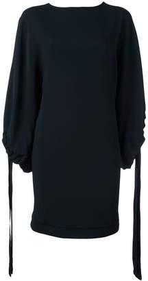 Marni oversized sleeve dress