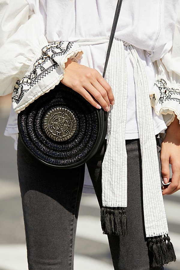 Tambourine Roundy Bag by Free People