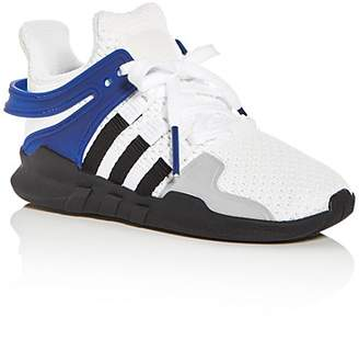 adidas Unisex EQT Support ADV Knit Lace Up Sneakers - Walker, Toddler