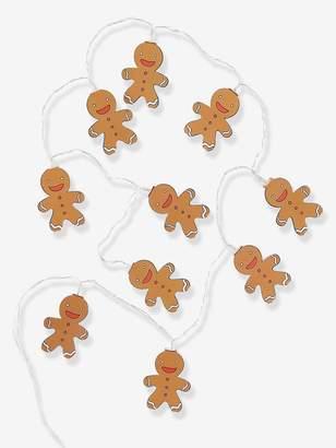 Vertbaudet Gingerbread Man Light-Up Garland