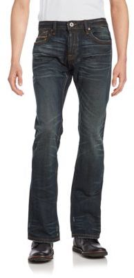 Cult Of Individuality Rebel Straight Leg Jeans