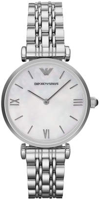 Emporio Armani Women's Stainless Steel Bracelet Watch 32mm AR1682