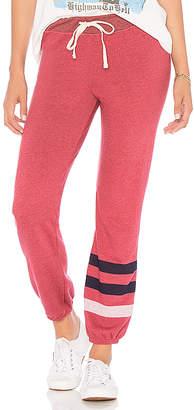 Sundry Stripe Basic Sweatpants