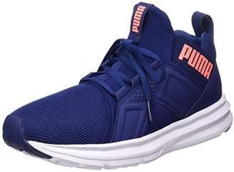 Puma Women s s Enzo Mesh Multisport Outdoor Shoes Blue Depths-Nrgy ... 9f3867ecf