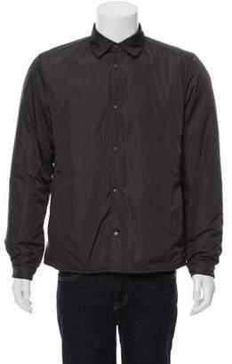 Prada Sport Collard Puffer Jacket w/ Tags