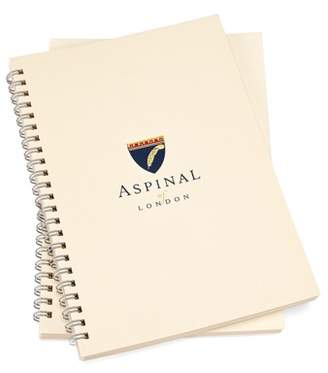 Aspinal of London A5 Spiral Bound Writing Pad Refill