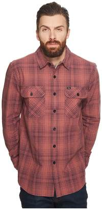 Obey Knuckle Woven Top Men's Clothing