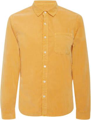 Frame Corduroy Patchpocket Shirt