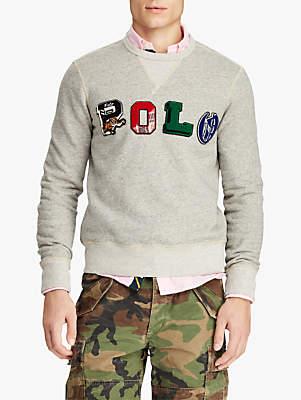 0b4a476dd Ralph Lauren Sweats   Hoodies For Men - ShopStyle UK