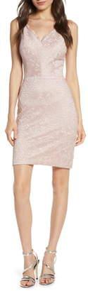 Morgan & Co. Lace Body-Con Dress