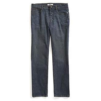 Tommy Hilfiger Adaptive Men's Jeans Relaxed Fit Adjustable Waist Magnet Buttons