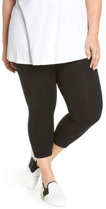 Nordstrom Go To High Waist Crop Leggings