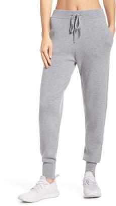 Zella Wool & Cashmere Jogger Pants