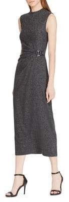 Lauren Ralph Lauren Sleeveless Stretch Jersey Dress