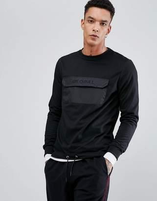 Night Addict Front Pocket Sweater