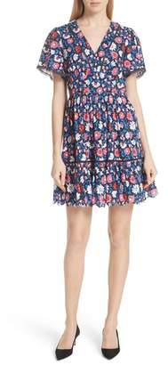 Kate Spade Daisy Eyelet Minidress