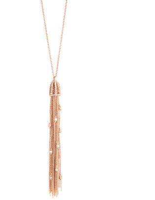 Alexis Bittar Tassel Pendant Necklace