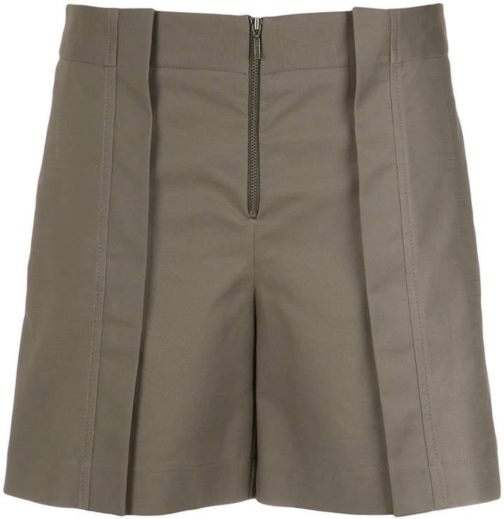 Alcaçuz panelled shorts