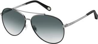 Fossil Fos2000ls Aviator Sunglasses