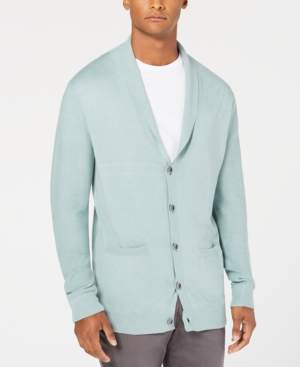 Tasso Elba Men's Pallo Cardigan Sweater, Created for Macy's