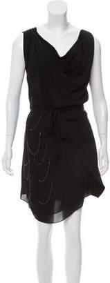 Edun Embellished Mini Dress