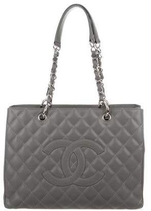 15567e566479 Chanel Gray Tote Bags - ShopStyle