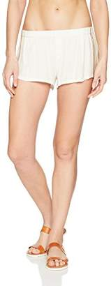 RVCA Women's Justiss Cover Up Short