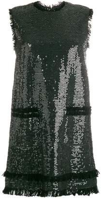 MSGM sequin mini dress